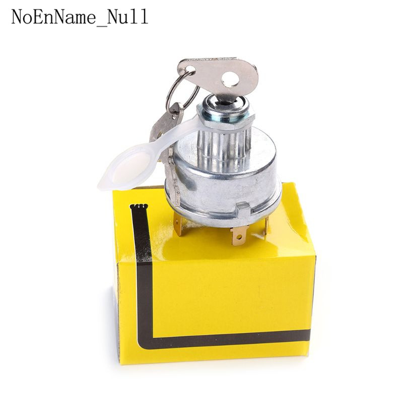 Automobile motorcycle modified ignition switch 12 24v modified ignition lock ignition switch in Starters from Automobiles Motorcycles