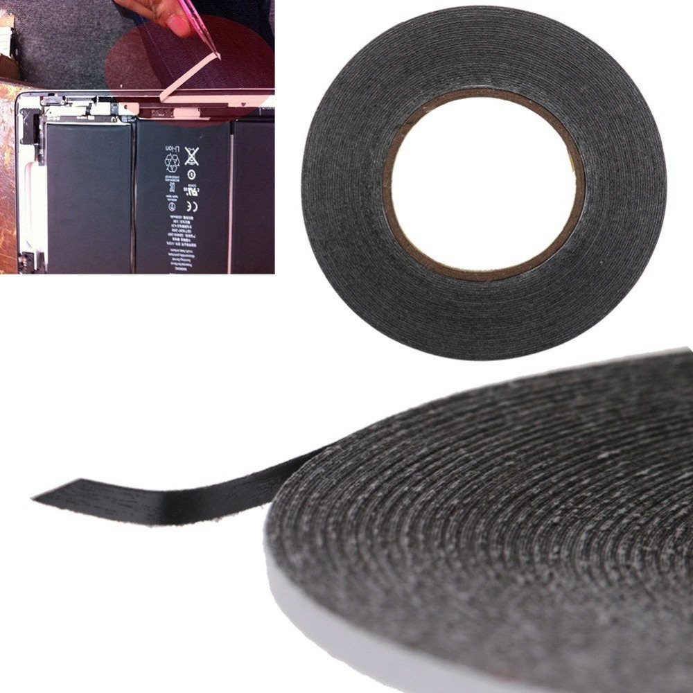3MMx50m Double Sided Adhesive Tape Glue Sticker Fix For Cellphone Touch Screen LCD Mobile Phone Repair Tape