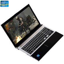 15.6inch Intel Core i7 8GB RAM 1TB HDD Windows 7/10 System DVD RW RJ45 Wifi Bluetooth Function Fast