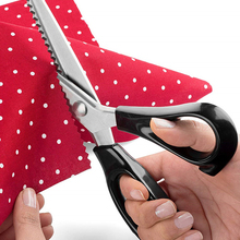 Швейные портные ножницы для изготовления платьев Ножничные ножницы для подтягивания кожи ручной обивки инструмент Аксессуары для шитья но...