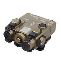 SoTac Devgru DBAL-A2 IR Laser Sight Tactical Flashlight Indicator - Tan