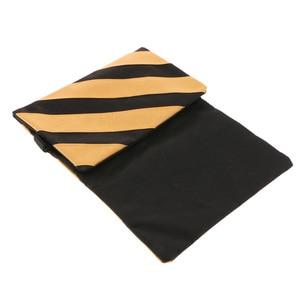 Image 5 - 5kg Capacity Boom Arm Tripod Sand Bags Durable Canvas Heavy Duty Sandbags Orange & Black for Photography