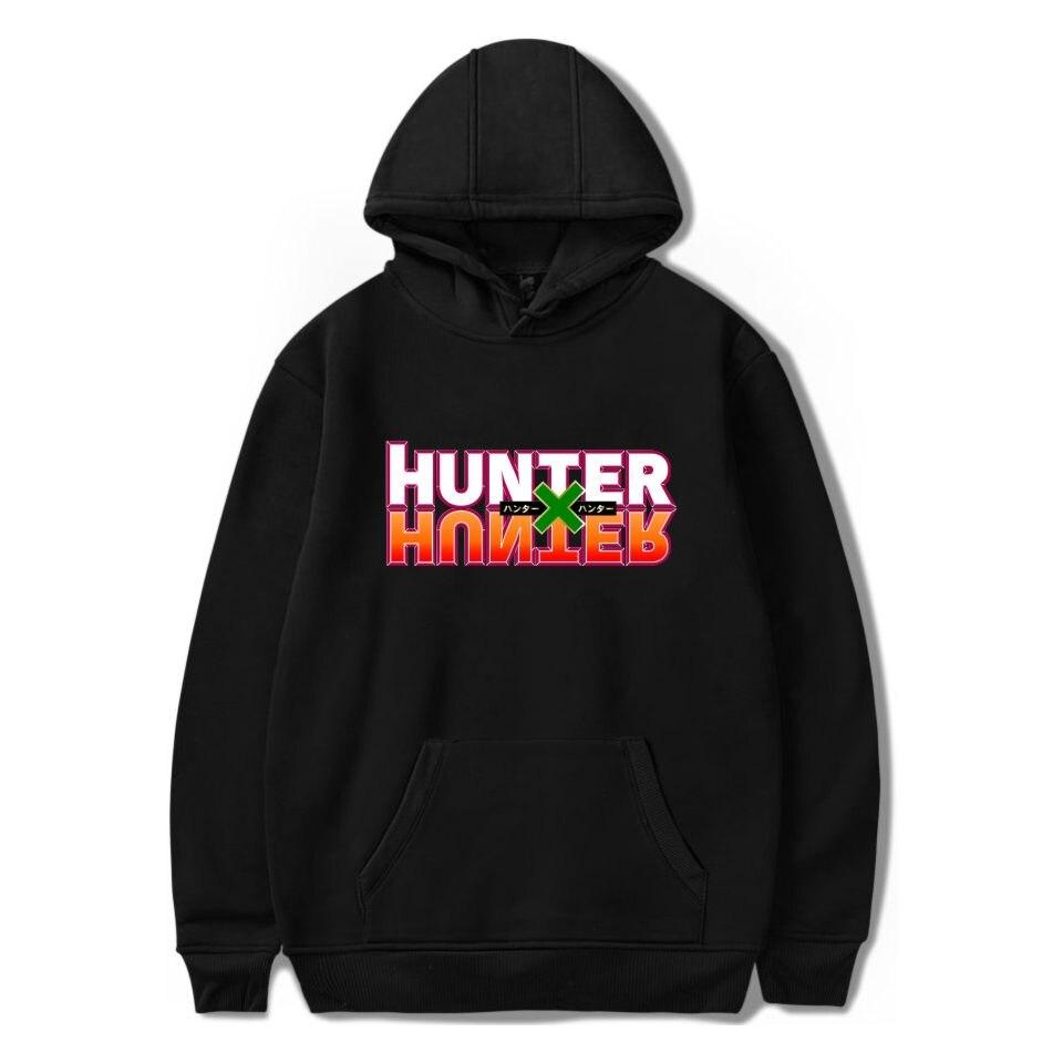 Hunter x Hunter Hoodies Men Sweatshirt Tracksuit Streetwear Anime Harajuku Casual clothes Hunter x Hunter Hooded Tops XXS-4XL 2