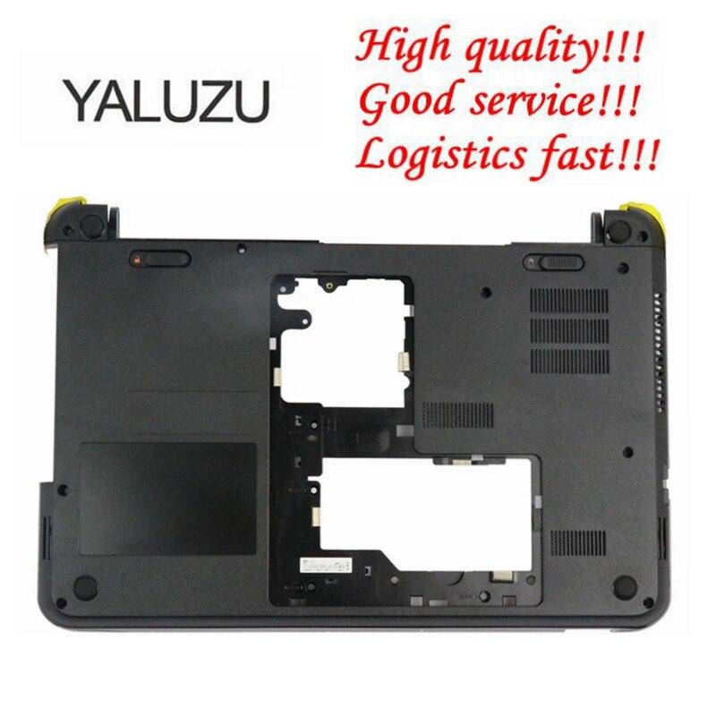 YALUZU используется для HP Pavilion 14 d 14 D000 14 D100 для Compaq 14 A Нижний Базовый чехол Нижняя крышка 747236 001