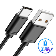 USB Type C Cable For Huawei Mate 20 P30 P20 P10 Pro Lite Type-C Samsung Xiaomi Fast Charging USBC Charger