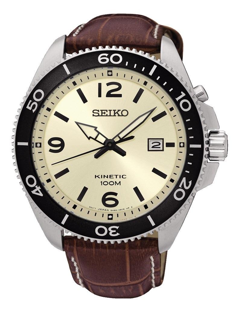 Seiko Man Watch Analog Ska749P1 (45MM)