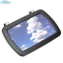 Make-Up-Mirror Car-Sun-Visor Automobile Sun-Shading Universal with Six Led-Lights