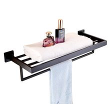 Bathroom Towel Holder Towel Rack/Rail Holder Towel Shelf Hanger SUS 304 Stainless Steel stainless steel 304 bathroom towel rack double bath towel holder shelf bathroom towel holder shelf chorm bathroom hardware 60cm