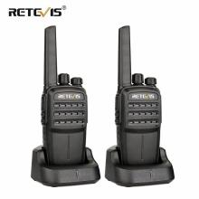 RETEVIS RT40 Licence free Digital Two Way Radio Portable Walkie Talkie 2pcs DMR PMR446/FRS PMR 446MHz 0.5W For Hotel/Restaurant