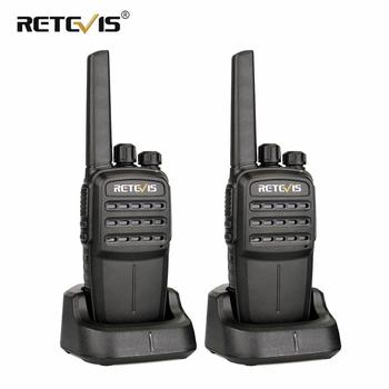 RETEVIS RT40 Licence-free Digital Two Way Radio Portable Walkie Talkie 2pcs DMR PMR446/FRS PMR 446MHz 0.5W For Hotel/Restaurant - discount item  23% OFF Walkie Talkie