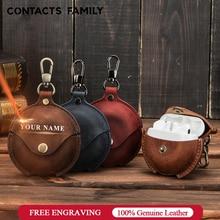 หูฟังบลูทูธของแท้สำหรับ Freebuds 3 หูฟังอุปกรณ์เสริม Protector coque สำหรับ Huawei Freebuds 3 funda capa