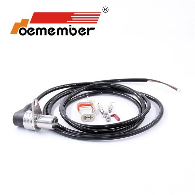 1457303 abs sensor de velocidade da roda sensor do virabrequim rotação velocidade sensor para scania acessórios do caminhão