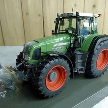 Редкие Специальное предложение 1:32 70442 926 TMS_32 сельскохозяйственный трактор модель автомобиля Сборная модель из сплава
