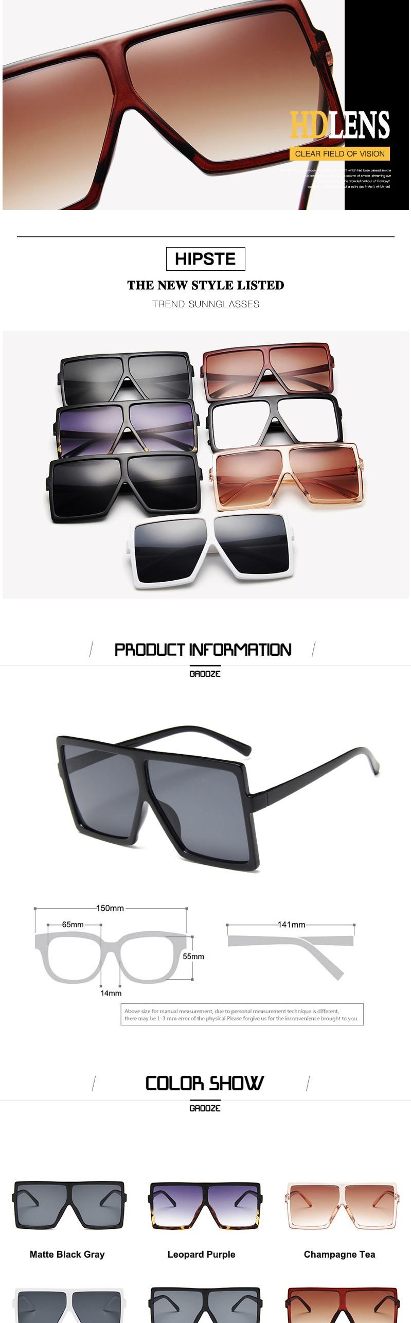 复古太阳眼镜_欧美大框太阳眼镜跨境热销街拍潮流方框金属铰链眼镜5705---阿里巴巴_02