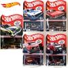 Original Hot Wheels Car Toys for Boys 50th Anniversary Diecast 1:64 Car for Boys Collector Edition Model Car Gift