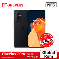 OnePlus 9 Pro 12GB 256GB Smartphone Snapdragon 888 5G 6.7'' 120Hz Fluid Display 2.0 Hasselblad 50MP NFC OnePlus Official Store 1