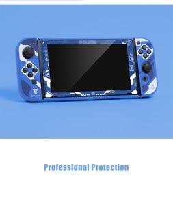 Image 2 - Per Nintendo Switch NS Joy Con Controller custodia cover PC custodia protettiva Cover Shell Set Switch Console accessori