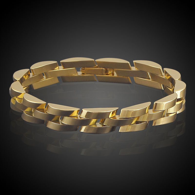 directly to the wholesale supply of three Amazon bracelets with wavy 18K copper-plated jewelry in Europe and America.