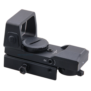 Image 2 - Vector Optics Sable 1x25x34 Tactical Multi Reticle Green Red Dot Sight with QD 20mm Weaver Mount For Dear Shooting Hunting