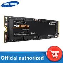 Samsung m.2 ssd 1tb 250gb 500 970 evo mais nvme wewnętrzny dysk ssd dysk twardy m2 2280 tlc pcie gen 3.0x4, nvme 1.3