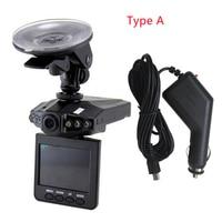 Professionelle Universal 2,5 Zoll Full HD Auto DVR Fahrzeug Kamera Video Recorder Dash Kamera Schwarz