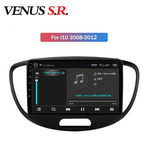 IDOICT Android 9.1 Car DVD Player GPS Navigation Multimedia For Hyundai I10 2008-2013 radio car stereo bluetooth wifi
