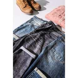 SIMWOOD 2019 новые джинсы мужской классический Жан Высокое качество прямой крой брючин мужской Повседневное брюки плюс Размеры хлопок