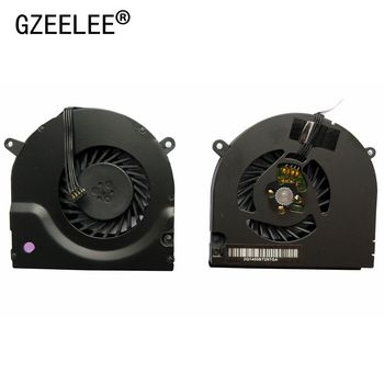 GZEELE Laptop cpu Cooling Fan For Apple for Macbook Pro A1278 MB991 MB466 MB467 A1342 MB990 CPU Cooler Fan 2009 2010 2011 2012 new cpu cooling cooler fan for apple macbook pro retina 15 4 a1398 mc975 me294 923 0668 923 0669 left