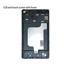 7 дюймов ЖК-дисплей Дисплей и Сенсорный экран для lenovo IdeaTab 4 TB-7304X ЖК-дисплей Tab 4 TB-7304F TB 7304X TB 7304F дигитайзер в сборе