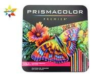 Eua prismacolo premier 132 contagem de lápis de cor macia, lapices de cor suprimentos de arte pintados à mão, sanford 132 lápis de arte de esboço de cor