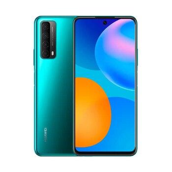 Перейти на Алиэкспресс и купить Huawei P Smart (2021) 4 ГБ/128 Гб зеленый (давит зеленый) две SIM-карты