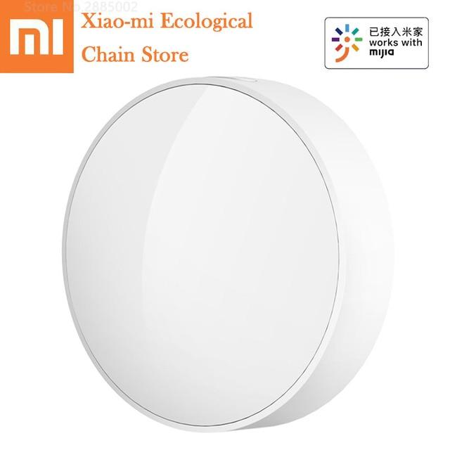 חדש Xiaomi Mijia חכם אור חיישן Zigbee 3.0 אור גלאי אינטליגנטי הצמדת לעבוד עם Xiaomi Mijia חכם Multimode Gateway