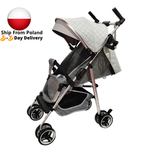 Foldabl Baby Stroller High Landscape Light Weight Portable Travel Pram Children Pushchair Newborn Baby Car Carriage Kids Trolley