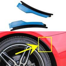 Extension-Wheel Eyebrow-Protector Car-Side-Fender E300 E200 Mercedes C238 E400 E53 Flare