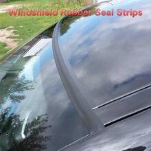 Bandes d'étanchéité en caoutchouc pour pare-brise d'essuie-glace de voiture, 1.7M, pour VW Polo Golf 7 5 Passat B6 B5 T5 Audi A3 A4 B8 8P A5 B7 8V A6 C6 C7 C5 TT A1 8L