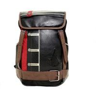 New Assassin Creed Bag Leisure Travel Waterproof Backpack Men Business Computer Backpack Fashion Bag