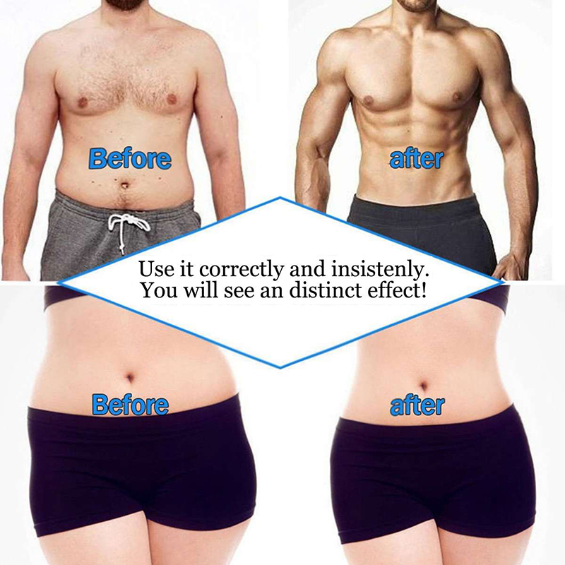 EMS Trainer Massage Body Slimming Belt Muscle Stimulator Toner Abdominal Electrostimulation Fitness Fat Burning Muscle Exerciser Pakistan
