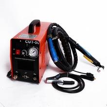 IGBT Plasma Cutter CUT50 220V DC Air Plasma cutting machine clean cutting thickness 15mm