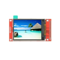 2.4 Inch 320x240 SPI Serial TFT LCD Module Display Screen Without Press Panel Driver IC ILI9341 for MCU|Display Screen|   -