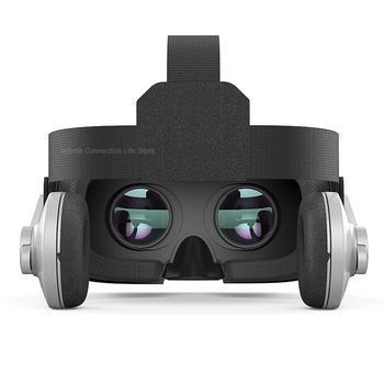 2019 Casque 9.0 VR Virtual Reality Goggles 3D Glasses Google Cardboard VR Headset Box for 4.0-6.3 inch Smartphone 1