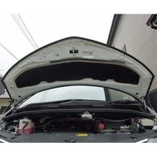 Для Toyota Estima prewin XR50 2006- шрифт капота изменение газовых Распорки подъем поддержка Амортизатор аксессуары для амортизаторов амортизатор