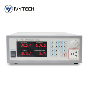 Image 5 - AC Power Source Supply Bench Storage Type Variable Frequency Power Supply 350VA 700VA 1200VA APS4000A APS4000B APS4000C