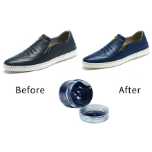 Leather Paint Shoe Cream Coloring for Bag Sofa Seat Scratch 30ml Midnight Blue Leather Dye Repair Re
