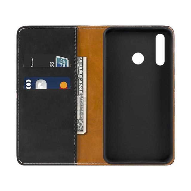 Portefeuille en cuir coque de téléphone pour Tecno Camon 12 Air mode étui à rabat pour Tecno Camon 12 Air affaires étui souple en Silicone couverture arrière