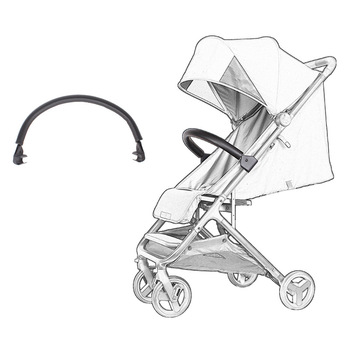 Xiaomi Mitu stroller armrest Stroller accessory  Bumper bar Baby carriage Leather handle suitable for Yoyoyoya