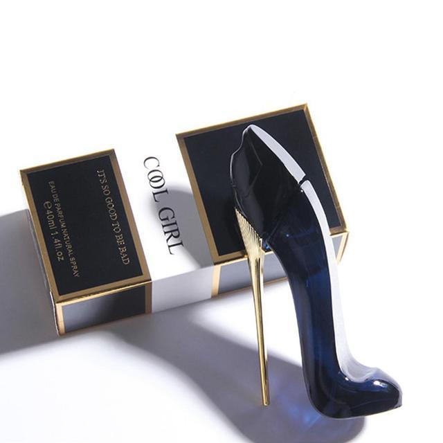 HobbyLane Women Perfume Shoes Shaped 40ml Long-lasting  Deodorant Fragrance Atomizer Fashion Lady Flower Fruit Fragrances 1PCS