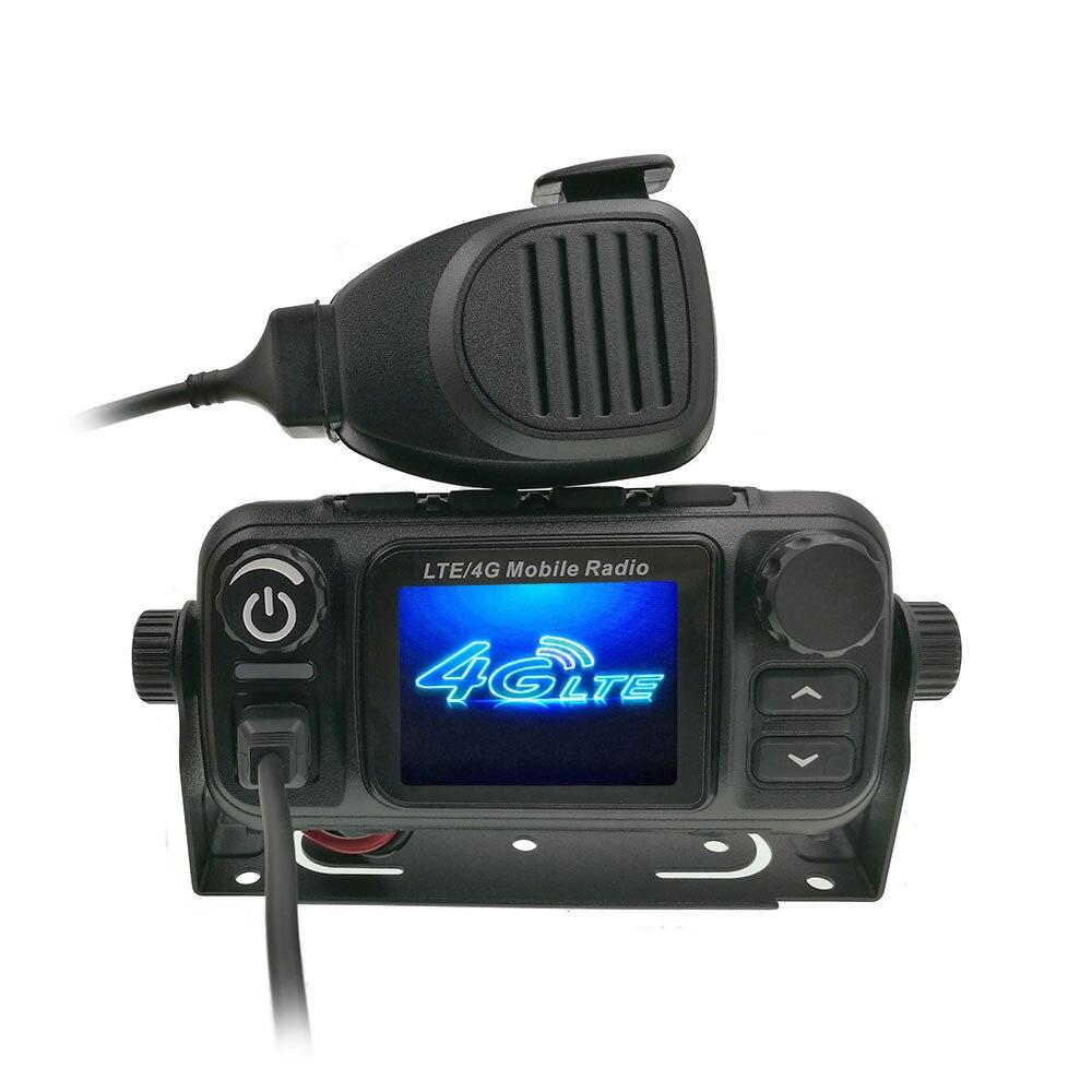 Anyzecu Network 3G 4G LTE POC Public Radio Mobile Radio M-7700 Base Station Linux GPS With SOS
