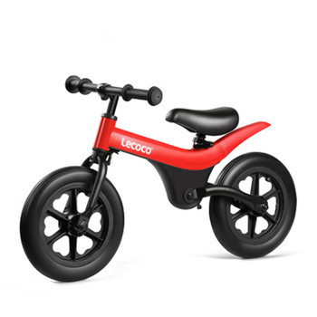 Children Scooter Balance Bike Ride On Toys For 2-14 years Old kids 12 Inch Wheel Color Toy Car Bicycle The Best Gift For Kids 2018 new real kids light scooter child four round wheel folding bike slide block flash 4 wheels outdoor toys 2 15years bicycle