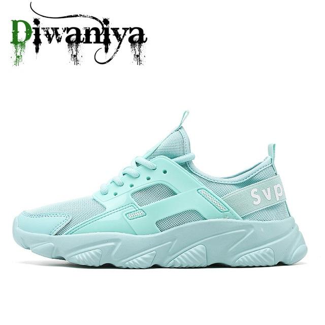 Diwaniya מותג באיכות גבוהה הליכה נעלי Sneaker זכר של חיצוני חדש רשת לנשימה גברים עבור רך ספורט אתלטי ריצה