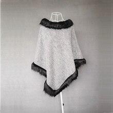 Women Autumn Cloak Cape Fashion Fur Coat